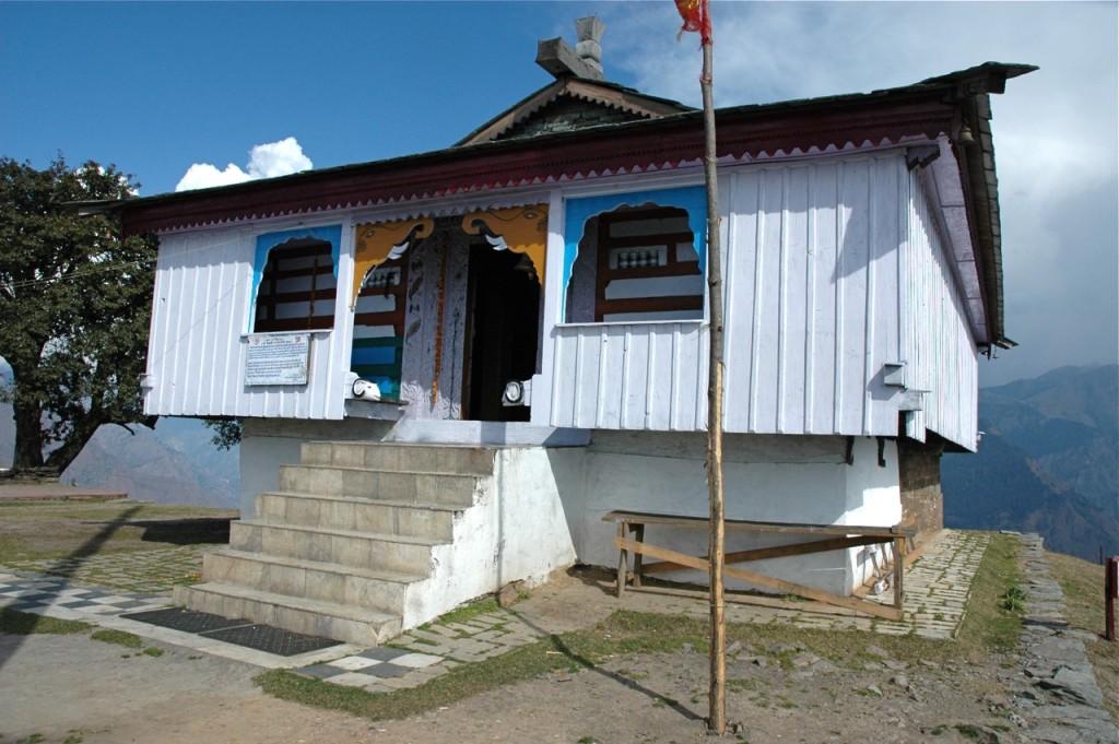Bijli Mahadev Temple, Manali