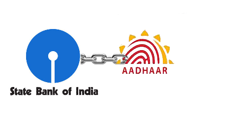 Link Aadhaar Card SBI Bank Account