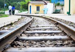 Railway Track Shimla