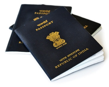 apply passport online in india