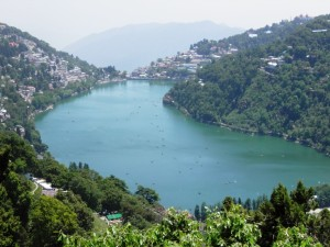 Best Road Route from Delhi to Nainital Lake