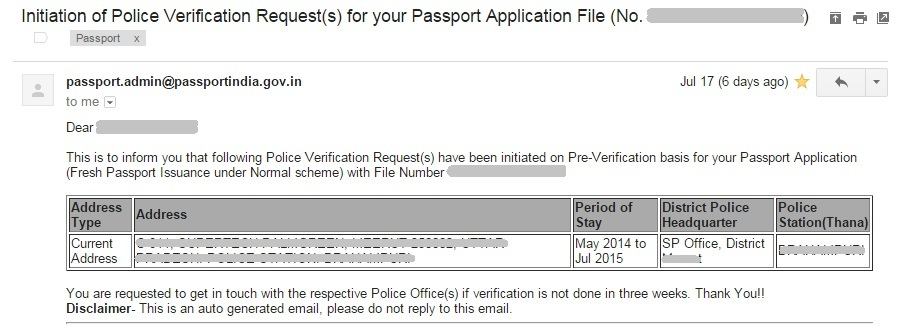 How To Apply For Passport Online In India Freshre Issue