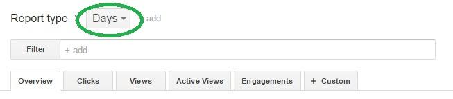YouTube Earnings Report Report Type