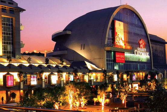 Shopping Malls in Delhi NCR