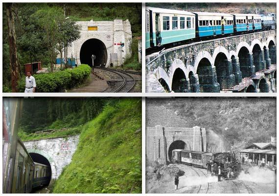 Tunnel No.33 Shimla