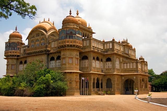 Vijay Vilas Palace, Gujarat