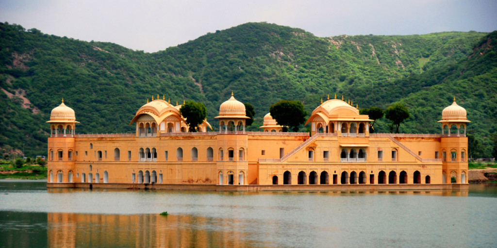 Jal Mahal Jaipur : Weekend getaway from Delhi