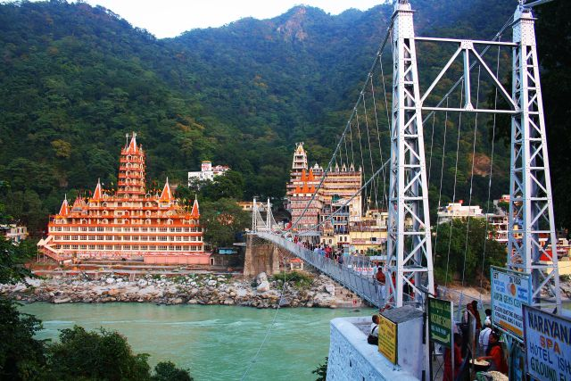 11 Best Tourist Attractions in Rishikesh