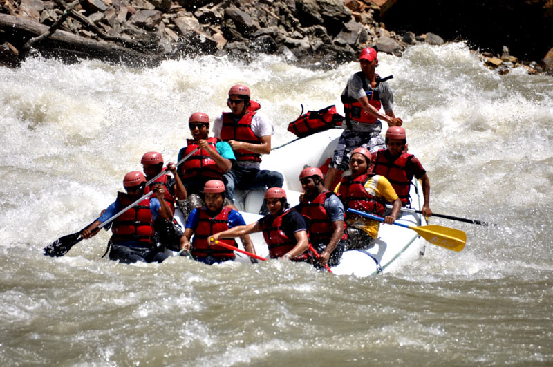 Top 10 Adventure Sports in Rishikesh ; The Adventure Capital of India