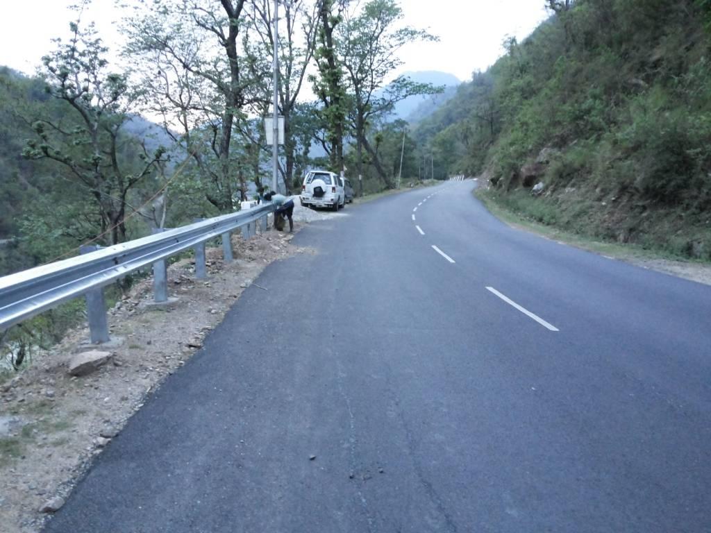 Rishikesh Route