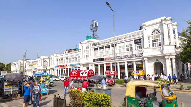 Connaught Place Delhi