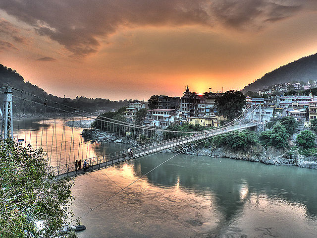 Best Road Route from Delhi to Rishikesh