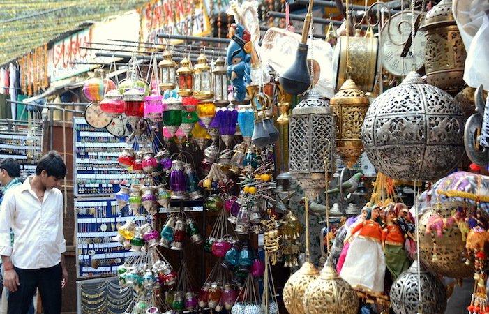 Sunder Nagar Market, Delhi