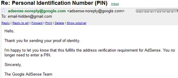 adsense-pin-verified