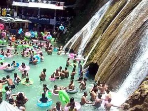 Tourist Places in Mussoorie Kempty Falls