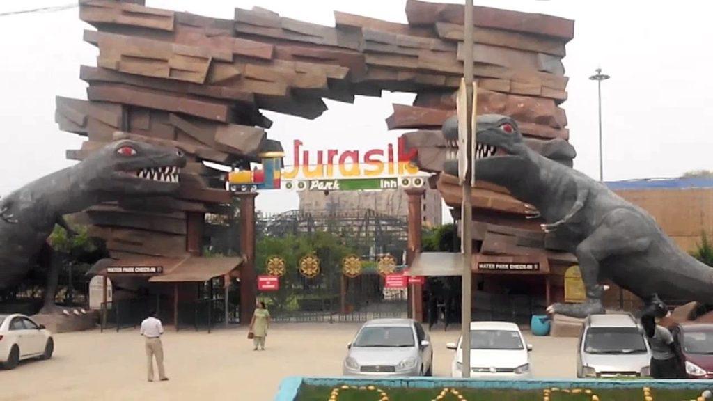 Jurassic Park Inn