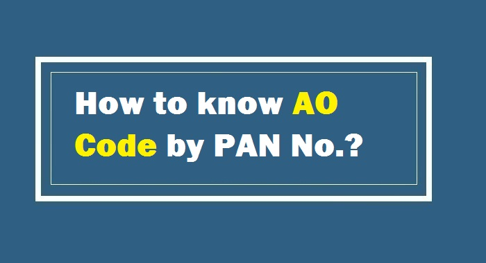 Know your AO Code