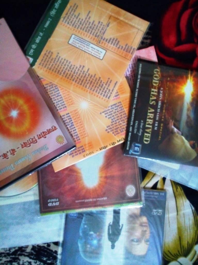 CD DVD Brahmakumaris