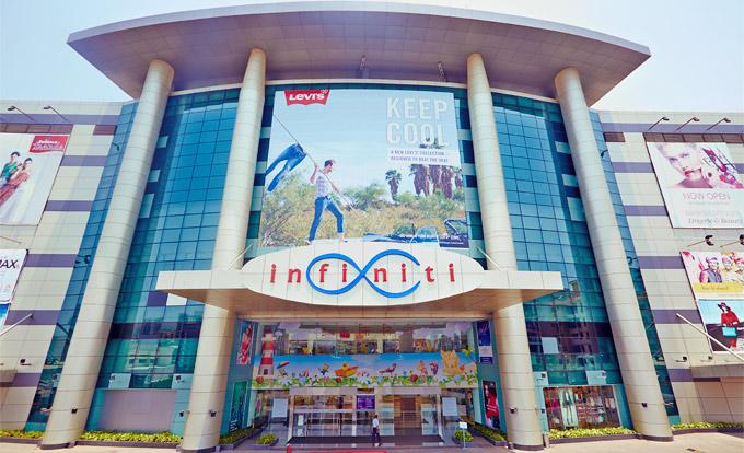 Infiniti Mall, Malad