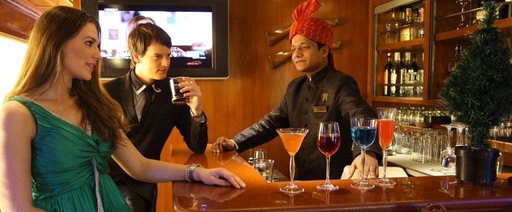 Maharajas Express Bar