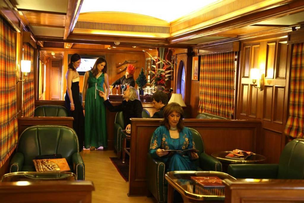 Maharajas Express Suite