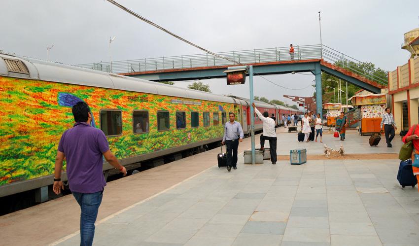 Mount Abu Railway Station