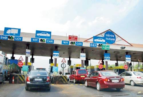 Mumbai Pune Toll