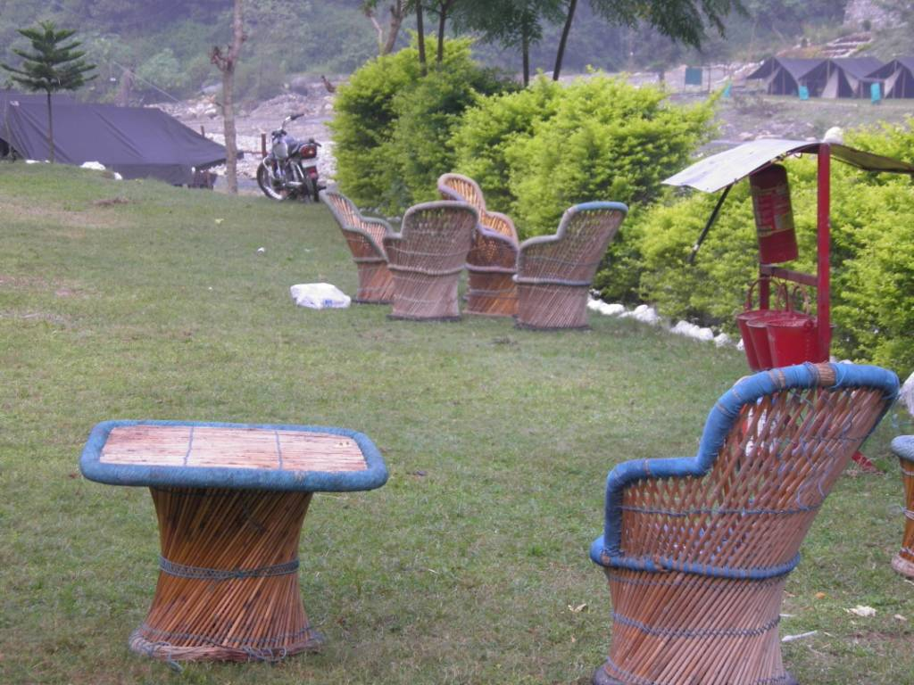 Open Area, Rishikesh Camp