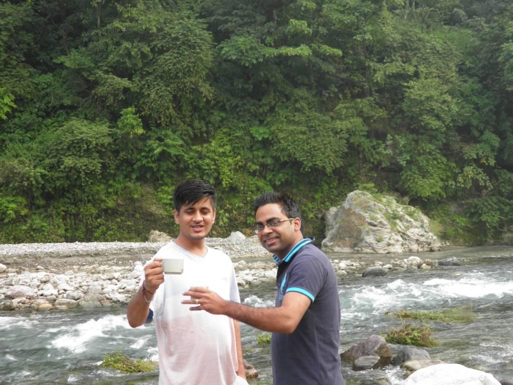 River Side Area, Rishikesh