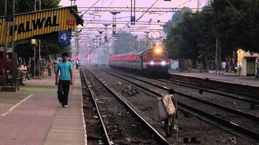 Palwal Station