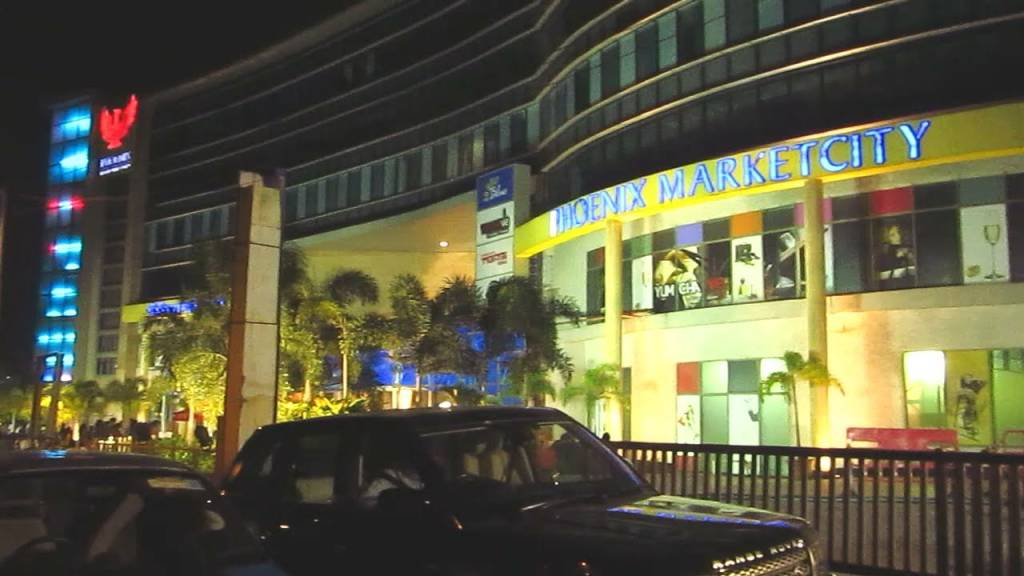 Phoenix Market City, Kurla : Shopping malls in mumbai