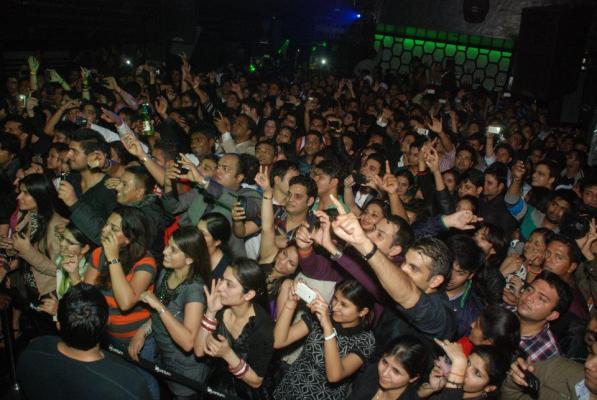 Quantum NightClub Delhi
