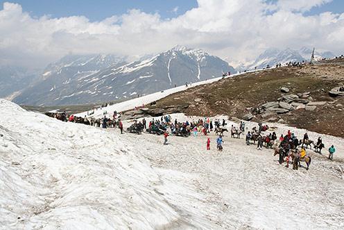 Rohtang Pass, Manali
