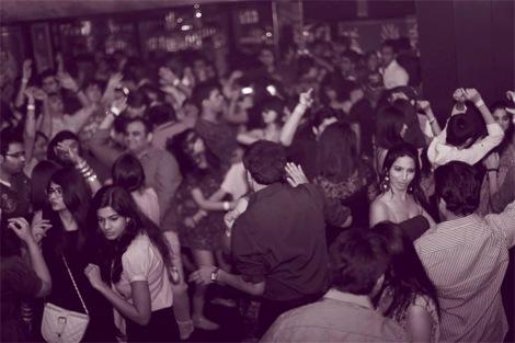 Skooter Night Club , Delhi