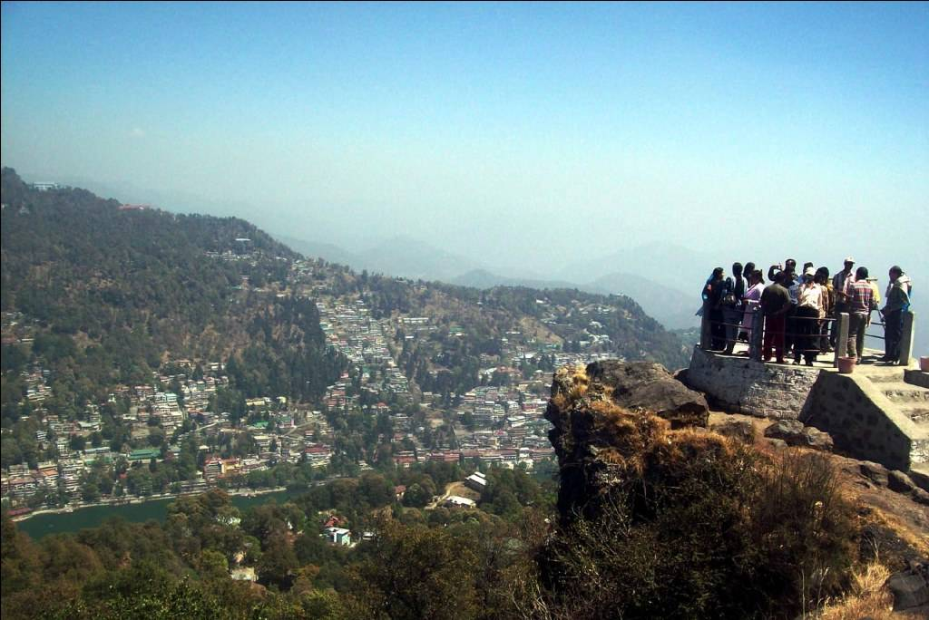 Tiffin Top Nainital
