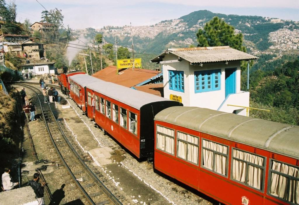 Kalka Shimla Toy Train 2
