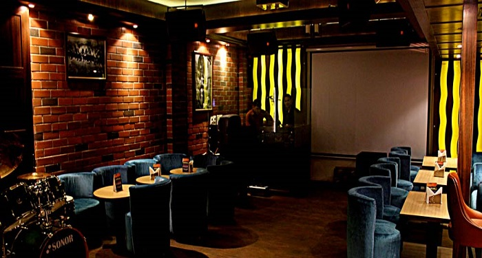 Zest Bar and Lounge