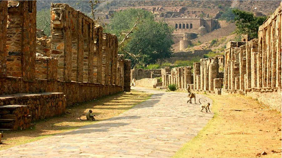 Bhangarh Fort Haunted