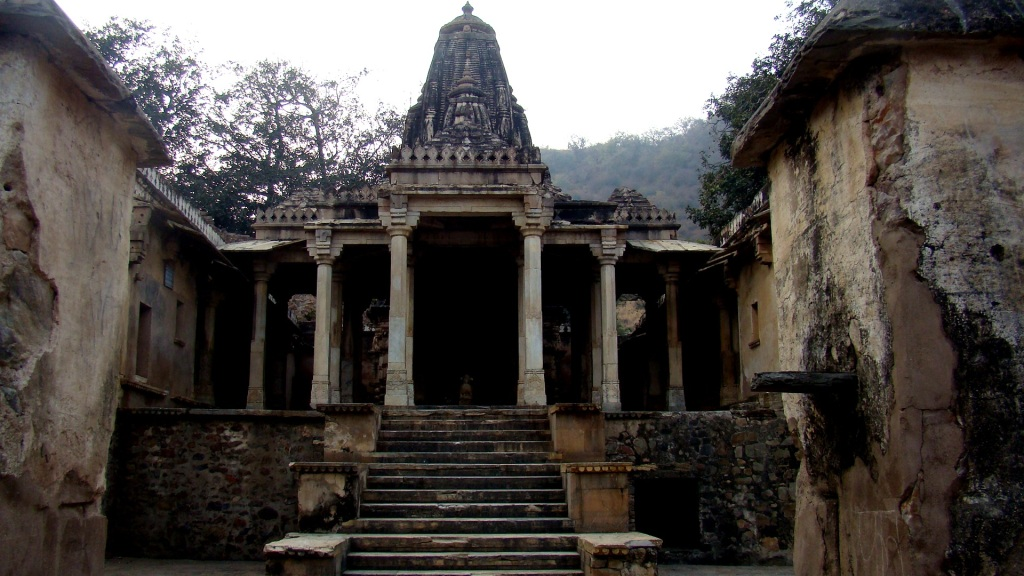 Bhangarh Fort Temple