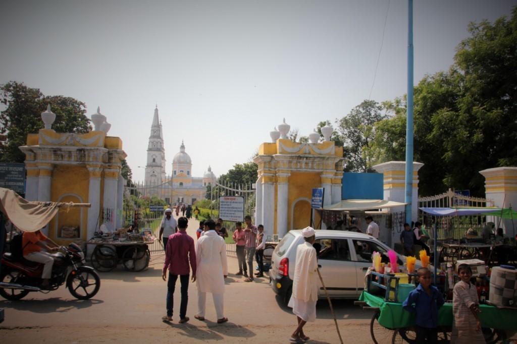 Sardhana Church Gate no.1