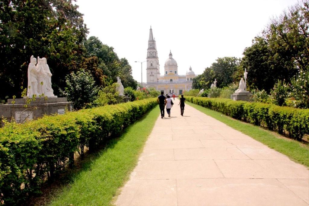 Sardhana Church Gate