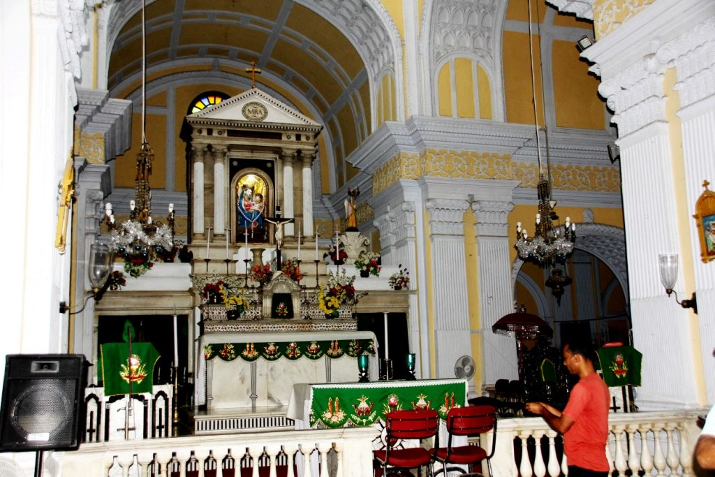 Sardhana Cathedral Prayer