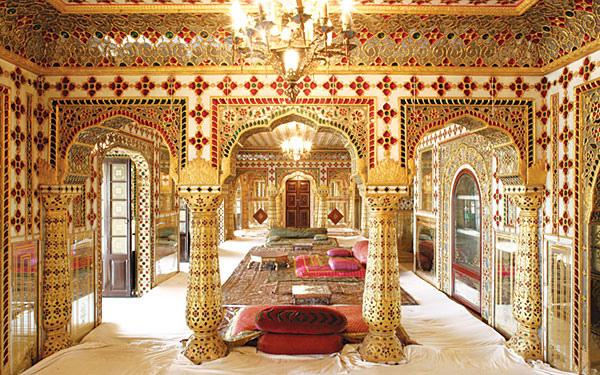 Sheesh Mahal Japiur