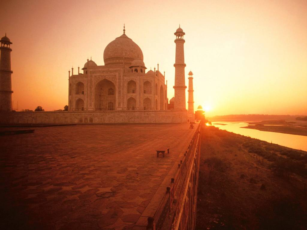 Taj Evening