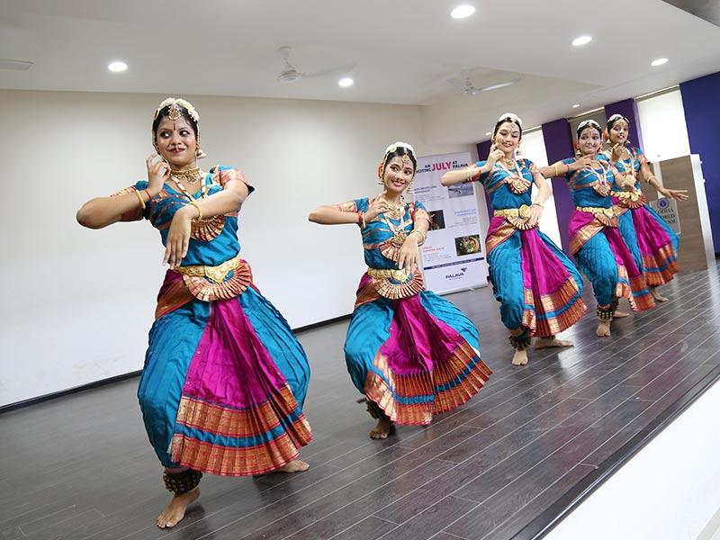 Bharatnatyam dance form, Tamil Nadu