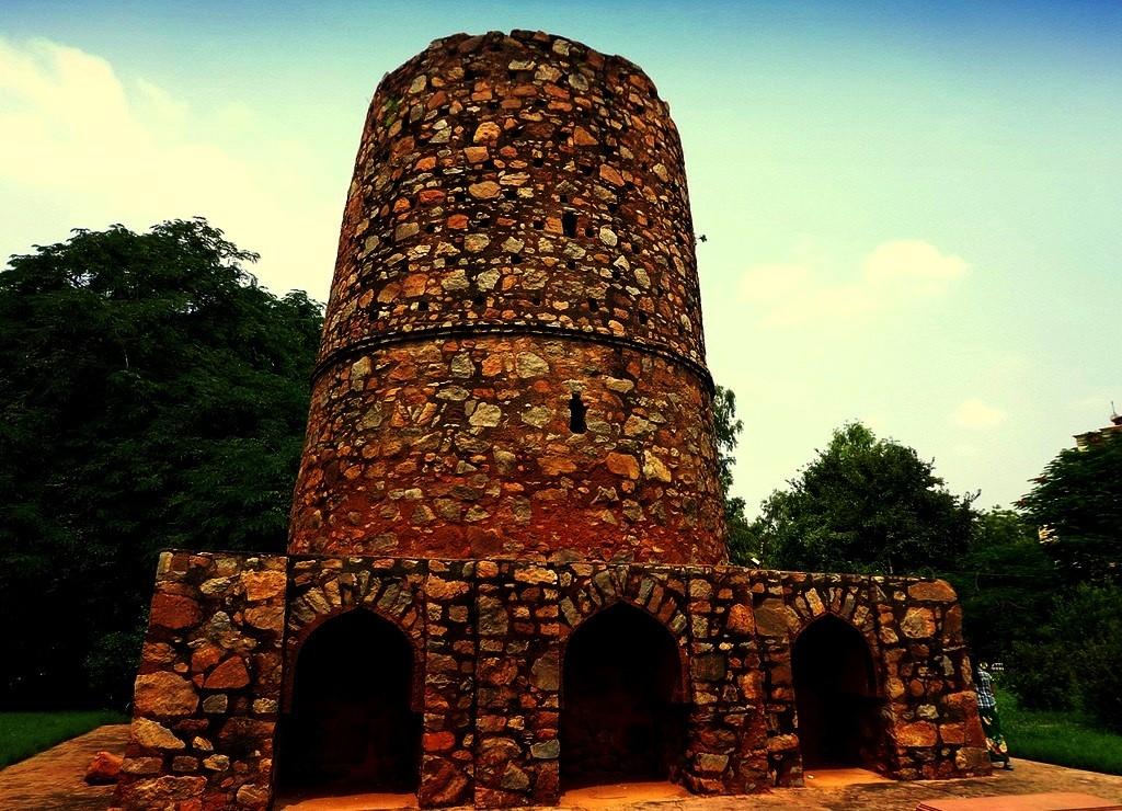 Chor Minar Hauz Khas