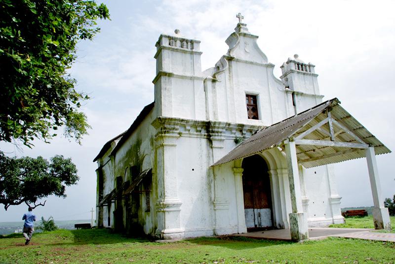 Cansaulim Monte Goa