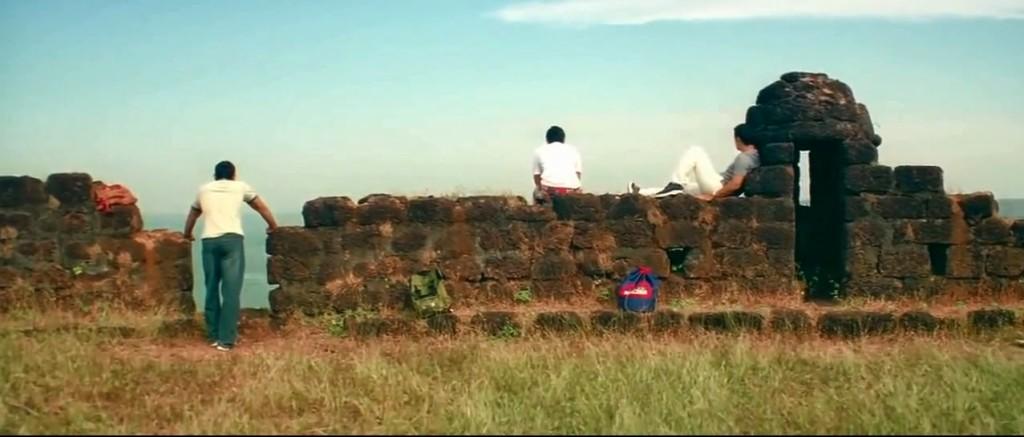 Fort Aguada Dil Chahta Hai