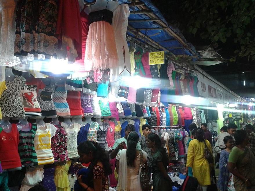 Hill Road Bandra Mumbai