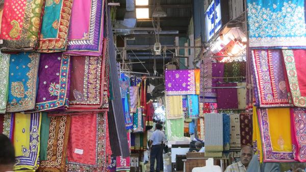 Hindmata Market Mumbai